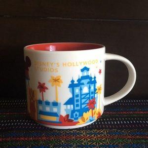 Starbucks Disney Hollywood Studios Mug